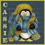 Stay Warm Penguin-Cassie