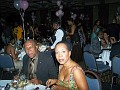 Mr Georges and Magali Racine