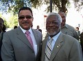 Consul Haitien a Miami Ralph Latortue, Ambassadeur Ray Joseph