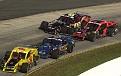 Close racing!