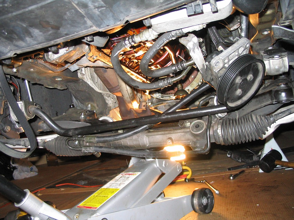 The E46 Common Oil Coolant Fluid Leaks W Pics And Part