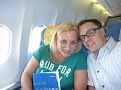 Honeymoon Bora Bora - Air Tahiti Nui Flight From LAX to Papeete (3)