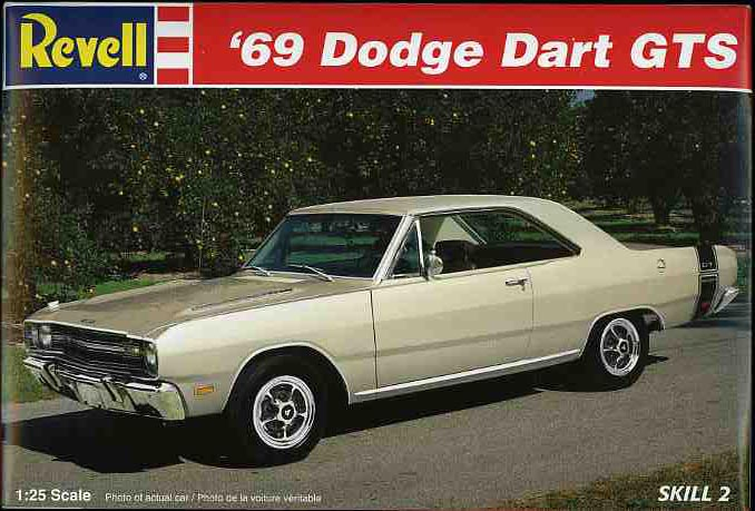 I did find out that the '69 Dart GTS also has the 727.